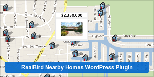 RealBird Wordpress Real Estate Plugin